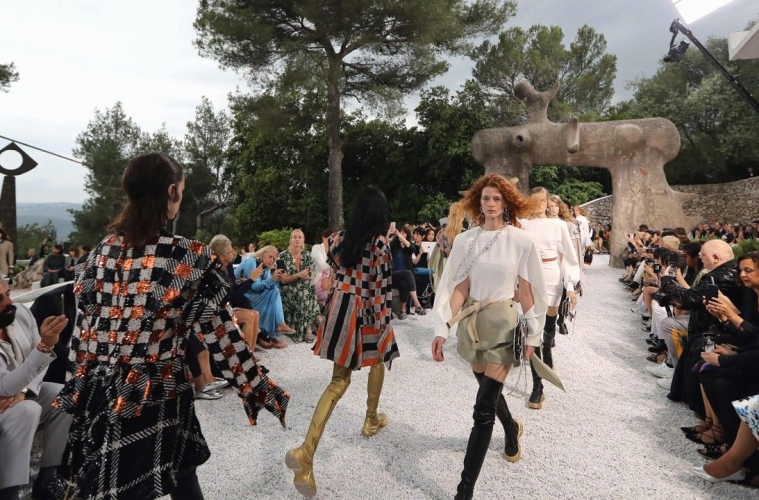 Круизная коллекция Louis Vuitton 2020 будет показана в Нью-Йорке