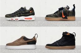 Коллаборация Nike x Carhartt WIP