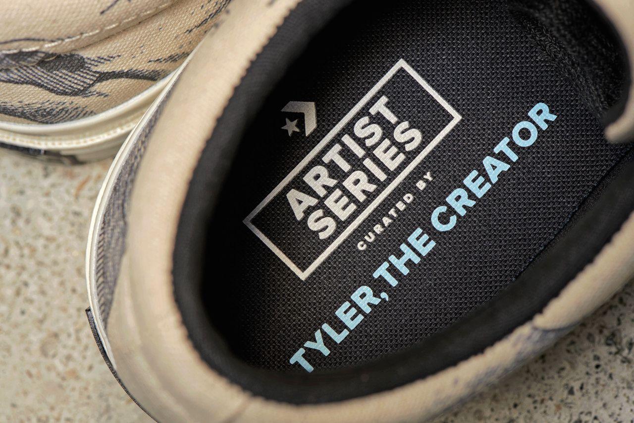 Tyler, the Creator x Foot Locker x Converse Artist Series
