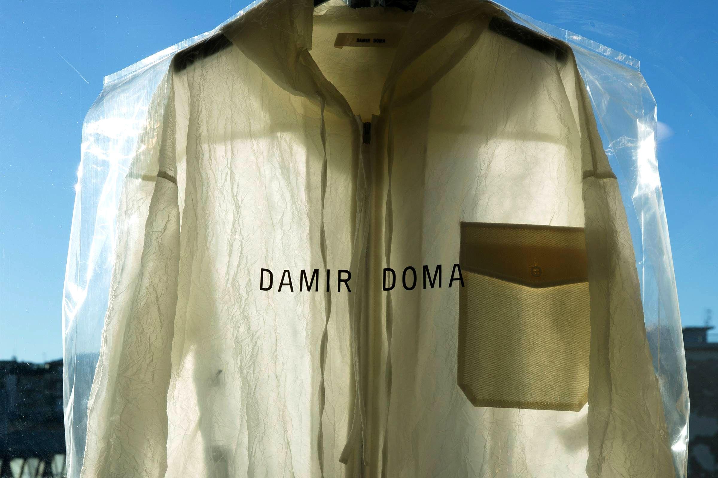 Бренд Damir Doma. Дамир Дома о прошлом, настоящем и будущем