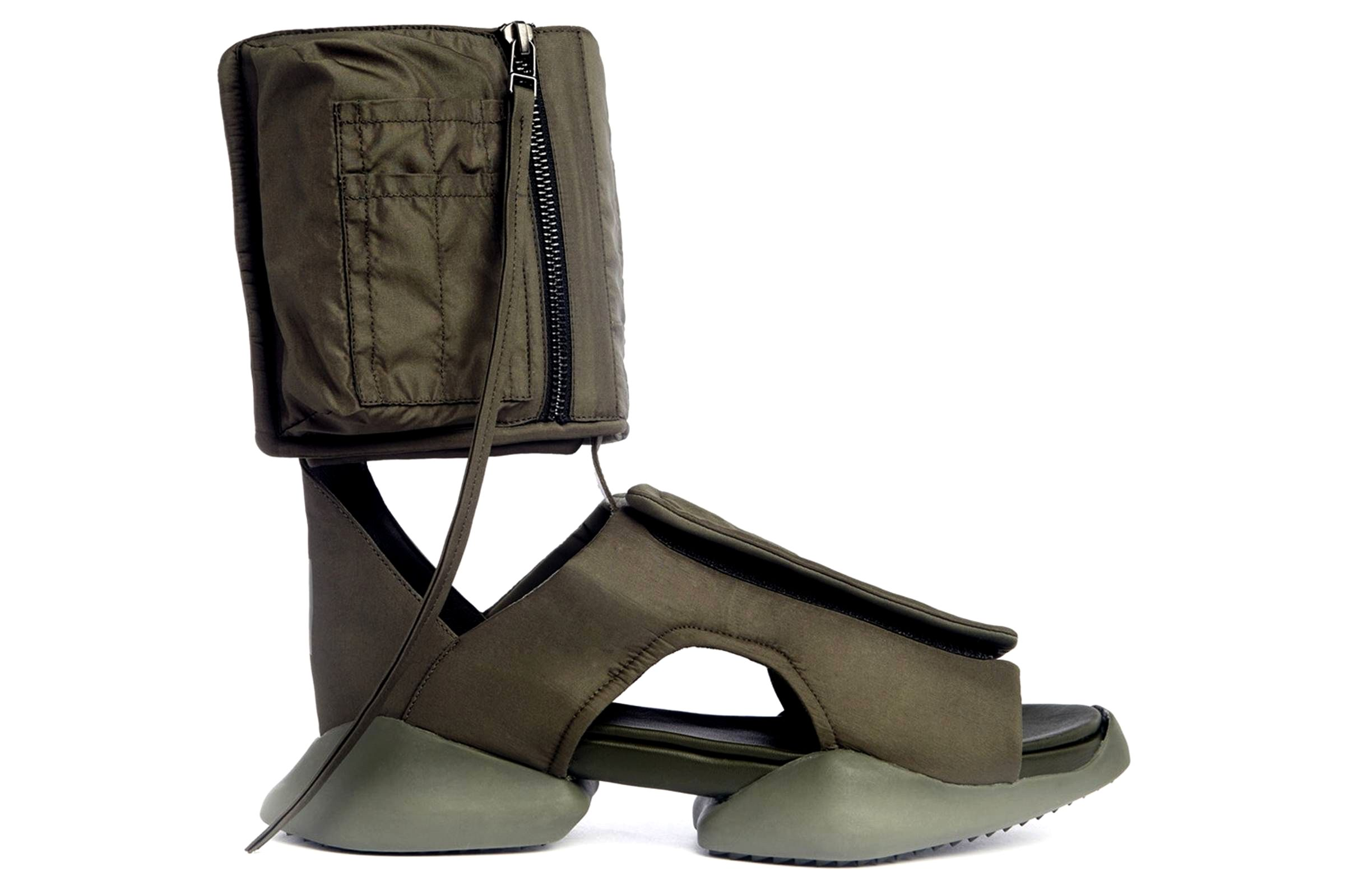 adidas by Rick Owens Cargo Sandal Spring/Summer 2016