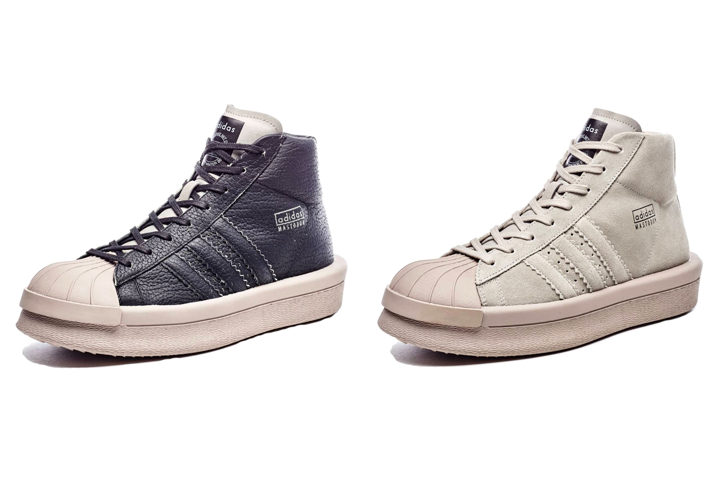 adidas by Rick Owens Mastodon Pro Fall/Winter 2016
