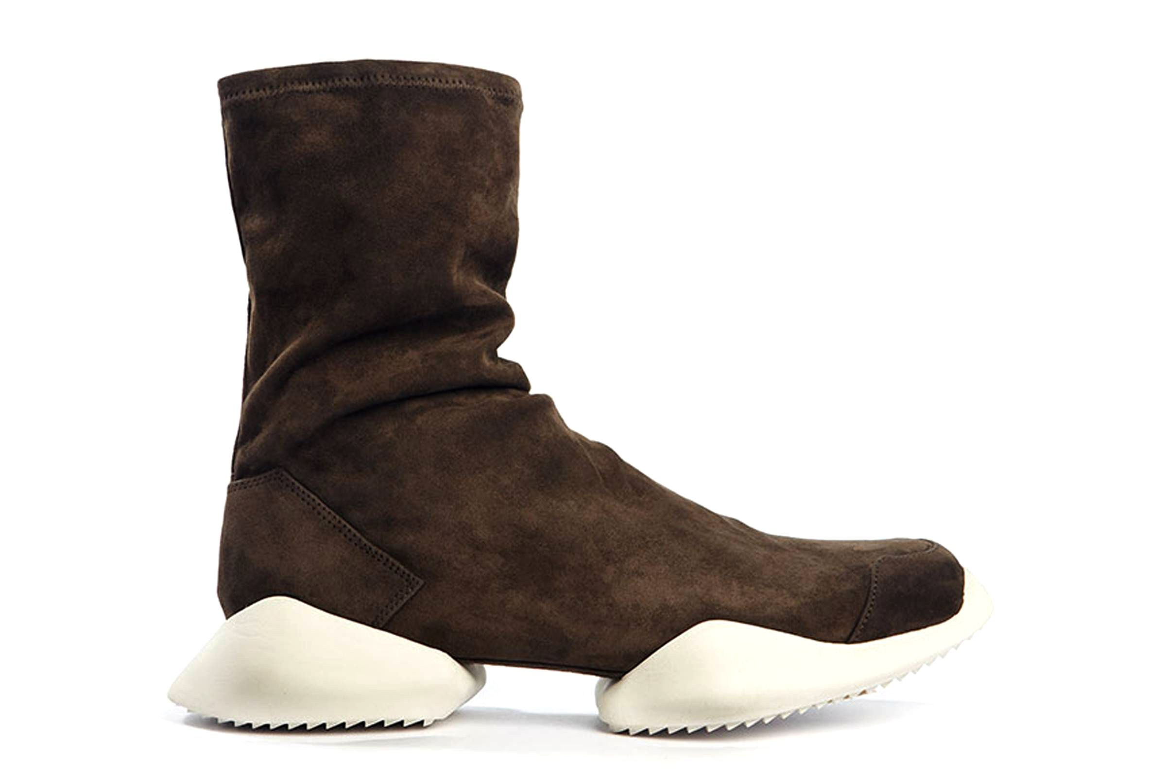 adidas by Rick Owens Runner Ankle Boot Fall/Winter 2015