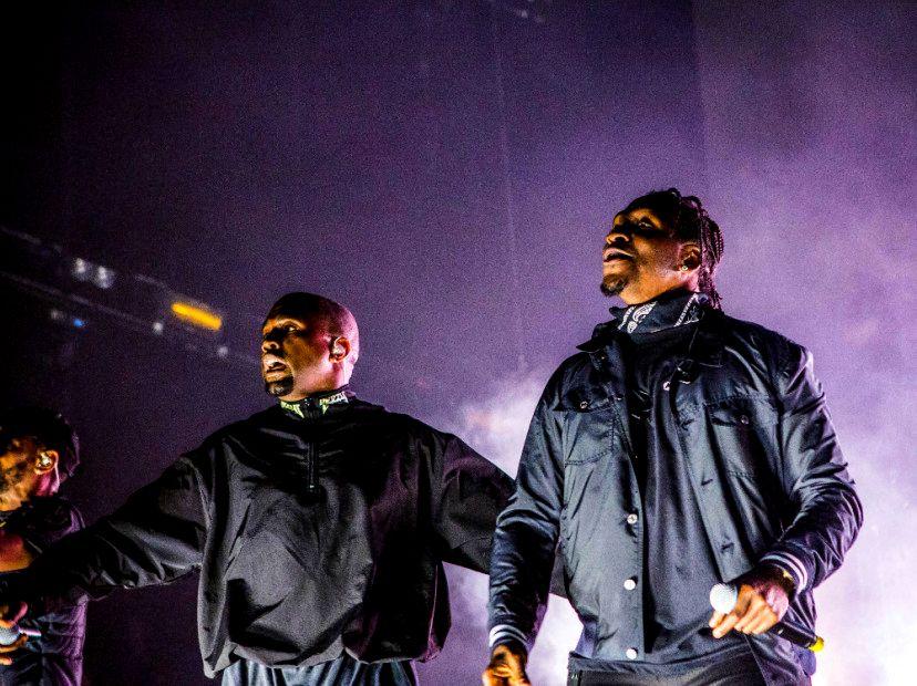 Канье Уэст, Pusha-T и Drake - полная история взаимоотношений рэперов