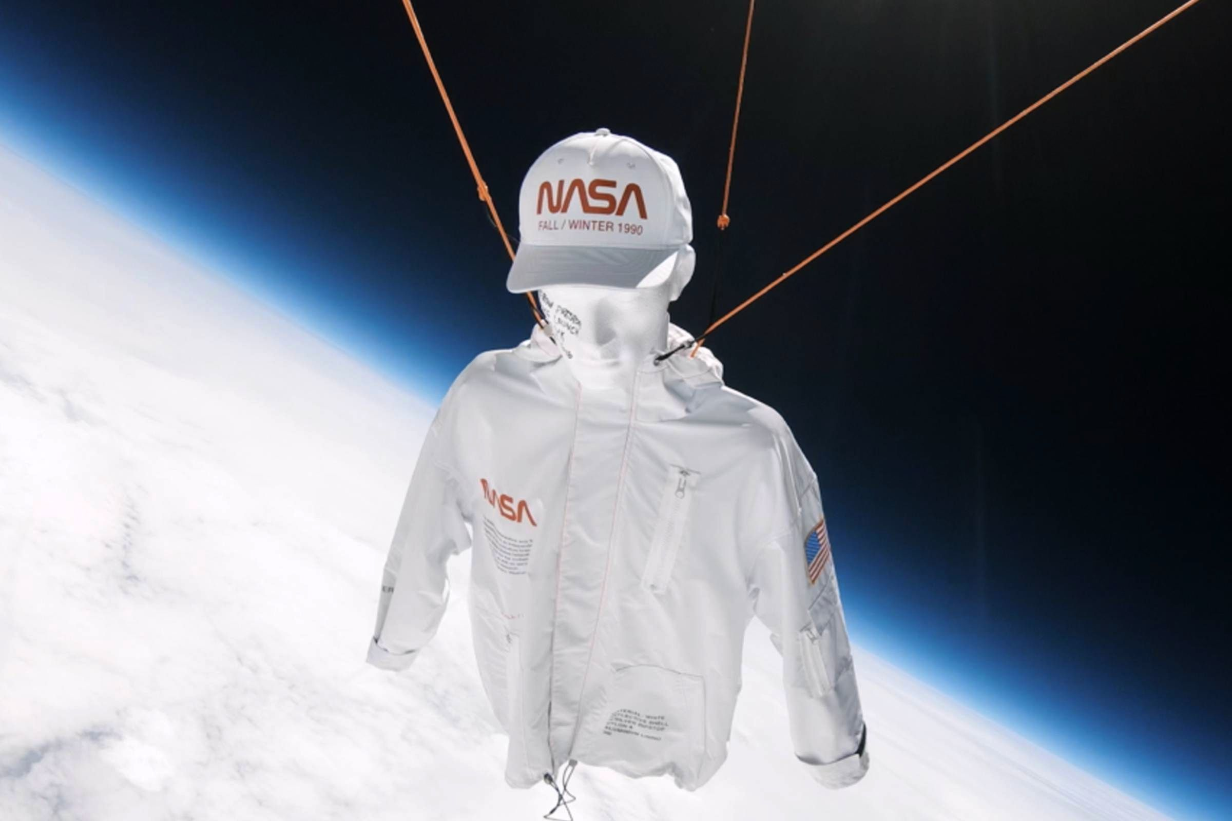 Space Age: Heron Preston x NASA Fall/Winter 2018