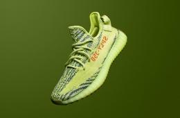 Купить adidas Yeezy Boost 350 v2 «Semi Frozen Yellow»