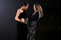 Объявлены победители The Fashion Awards 2018