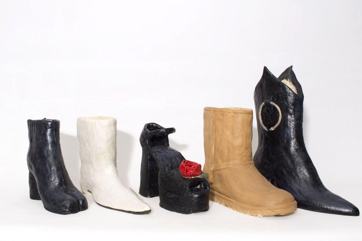 Познакомьтесь со скульптором обуви Дианой Рохас