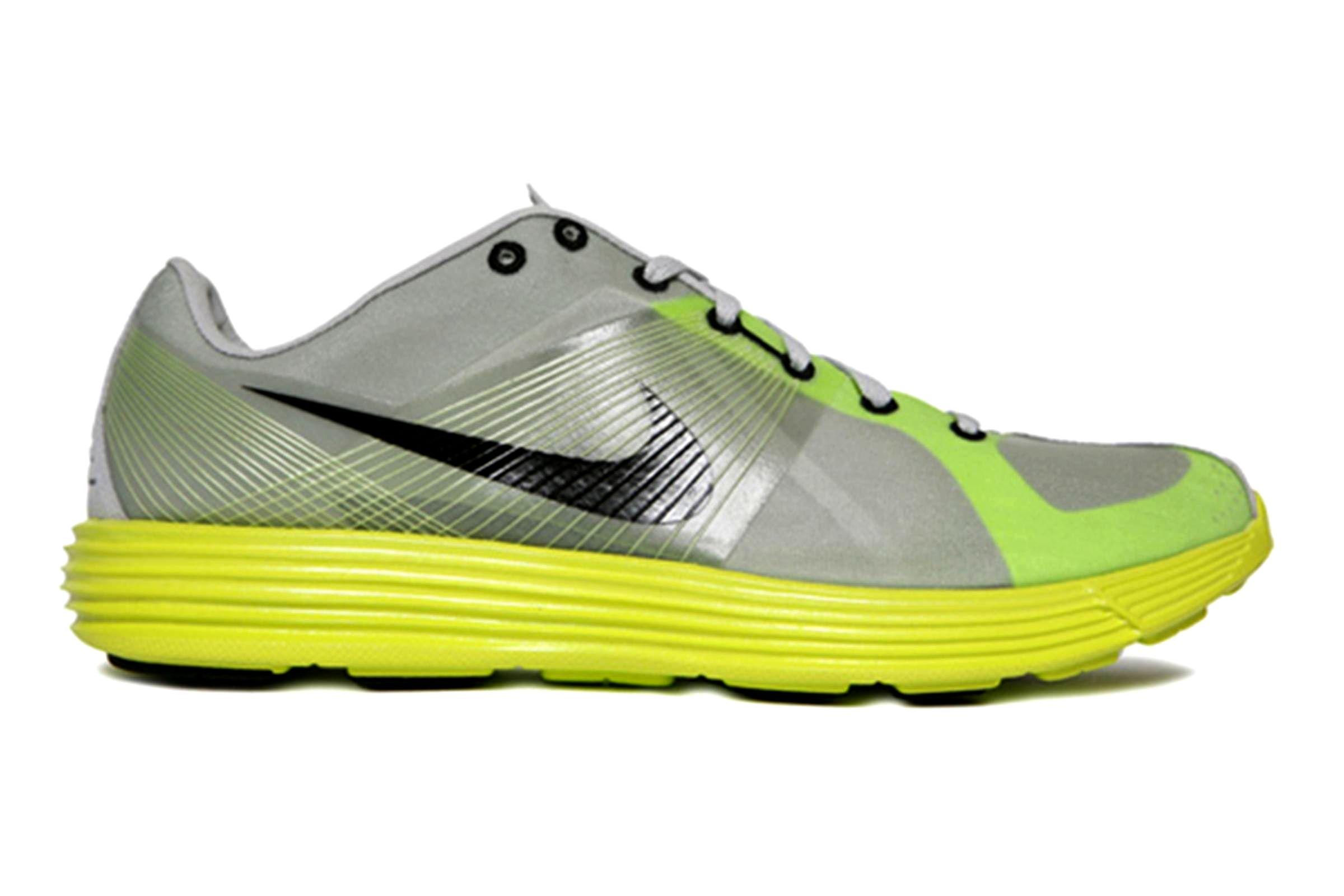 Технология Nike React - история создания. Nike Lunaracer 2008«Beijing»
