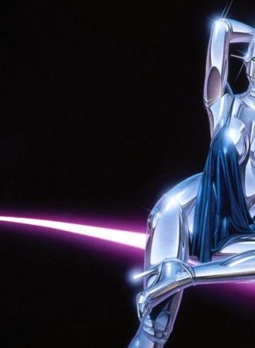 Хадзимэ Сораяма - художник, стоящий за сексуальными роботами Dior