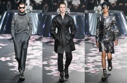 Футуристичный Dior Men Pre-Fall 2019 - обзор коллекции