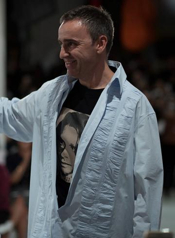 Раф Симонс покидает Calvin Klein