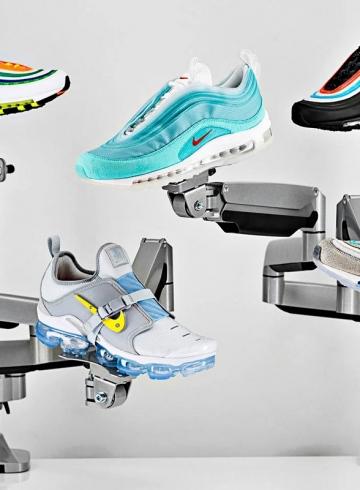 Nike «On Air» - представлены окончательные кроссовки коллекции