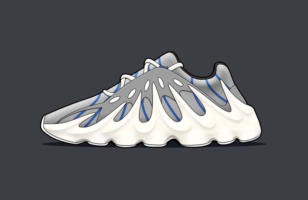 Релиз adidas Yeezy 451