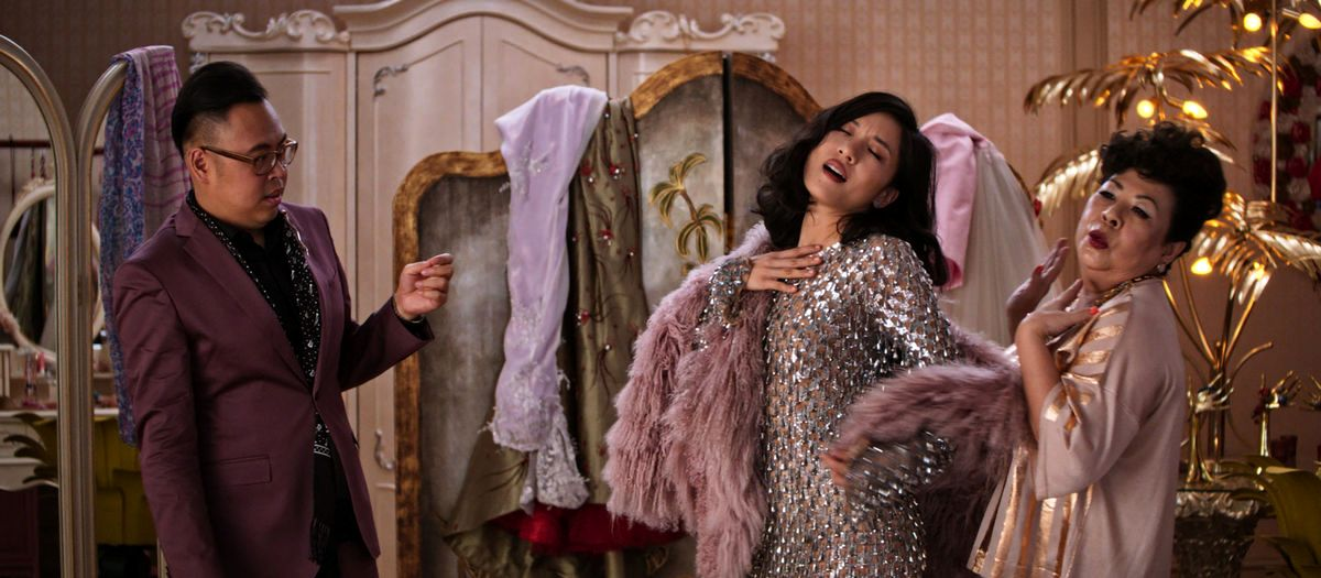 Кадр из фильма «Безумно богатые азиаты».