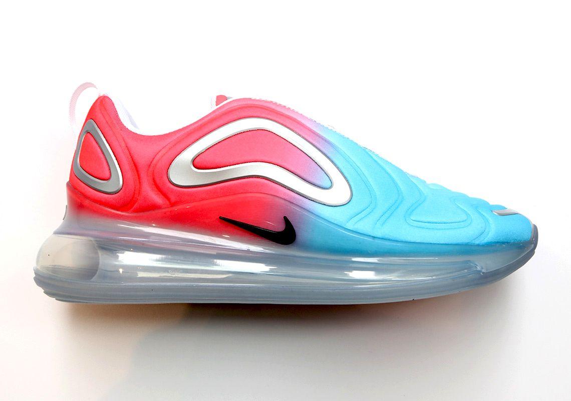 Nike Air Max 720 - все предстоящие даты релиза новой модели
