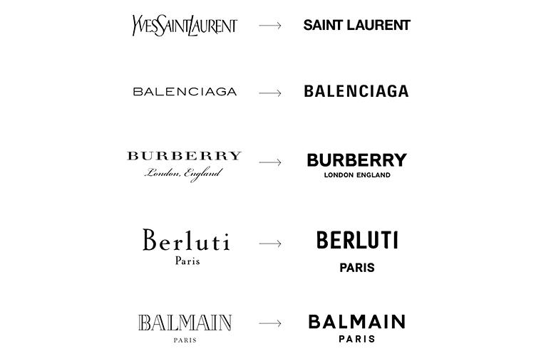 Почему логотипы всех люксовых брендов выглядят одинаково