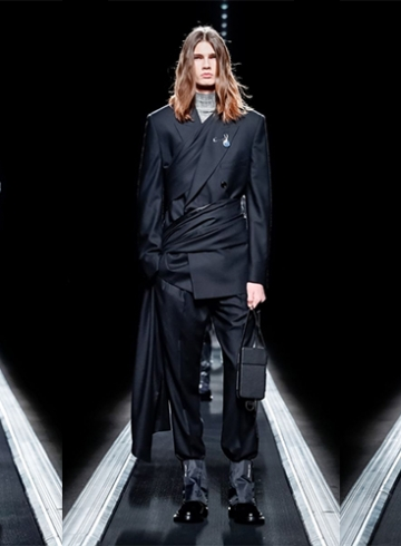 Dior Fall/Winter 2019 Menswear - обзор коллекции