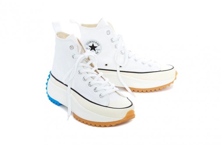 JW Anderson x Converse Run Star Hike White