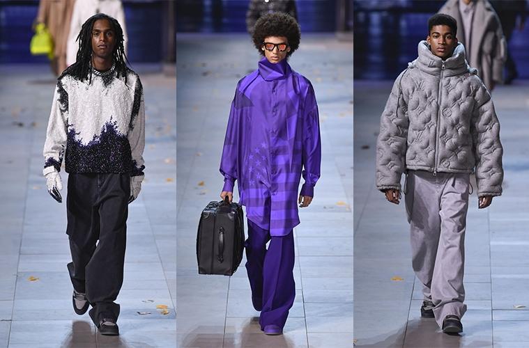 Louis Vuitton Fall/Winter 2019 Menswear - обзор коллекции