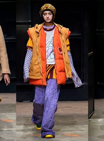Marni Fall/Winter 2019 Menswear - обзор коллекции