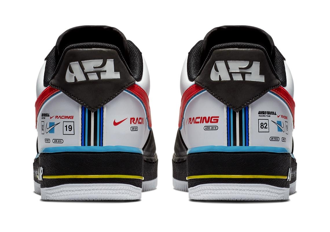 Nike Air Force 1 Racing
