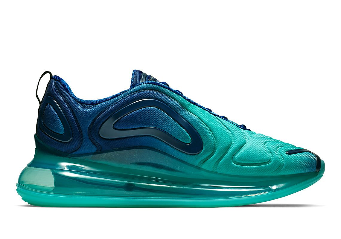 Nike Air Max 720 «Green Carbon»