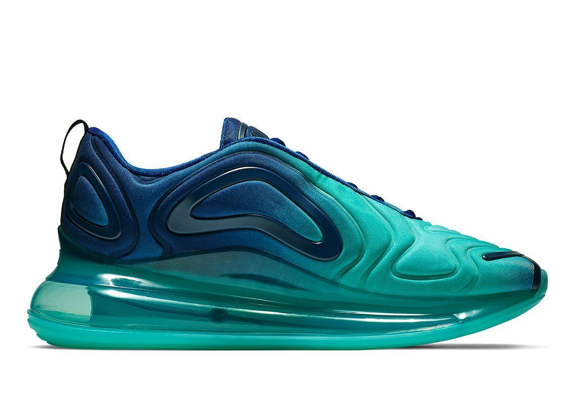 Nike Air Max 720 «Green Carbon»