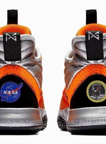 Nike PG3 «NASA» - стала известна дата релиза кроссовок