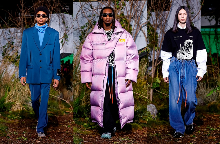 Off-White Fall/Winter 2019 Menswear - обзор коллекции