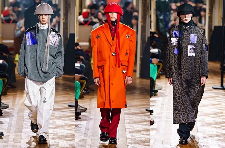 Raf Simons Fall/Winter 2019 Menswear - обзор коллекции