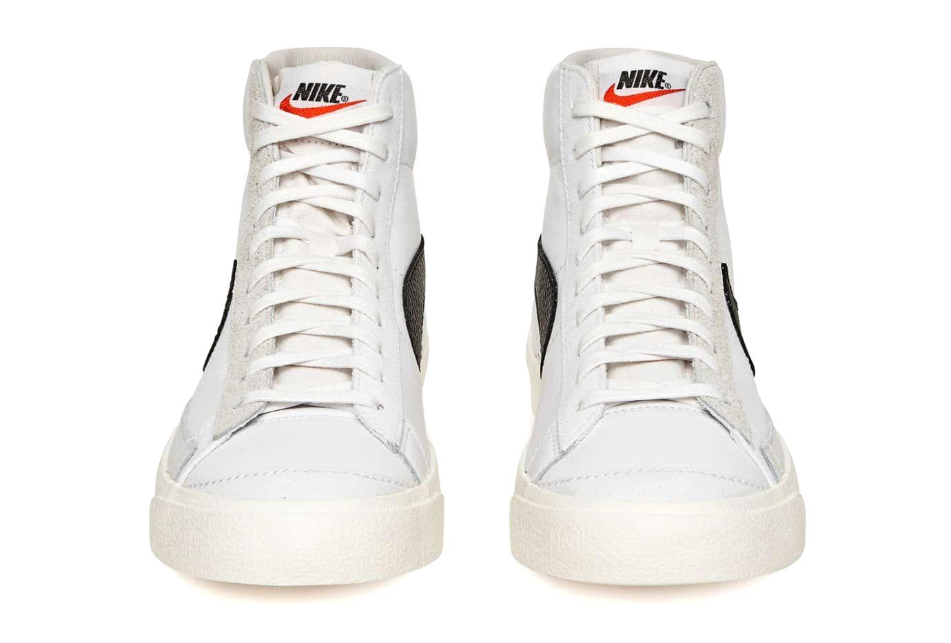Slam Jam выпускает Nike Blazer «Class 1977»