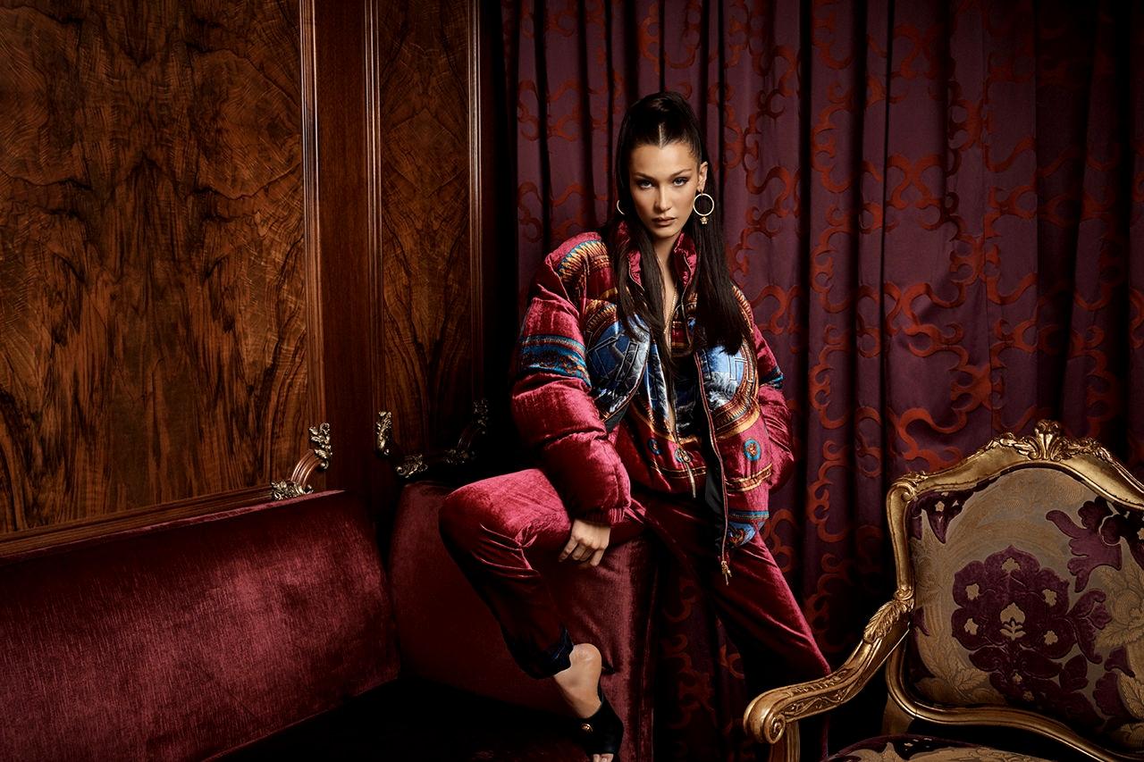 Коллаборация KITH x Versace