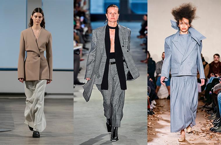 Главные тренды Недели моды в Нью-Йорке сезона Осень/Зима 2019