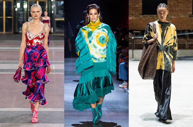 7 главных трендов Недели моды в Нью-Йорке сезона Осень/Зима 2019
