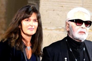 Виржини Виар стала преемницей Карла Лагерфельда во главе Chanel