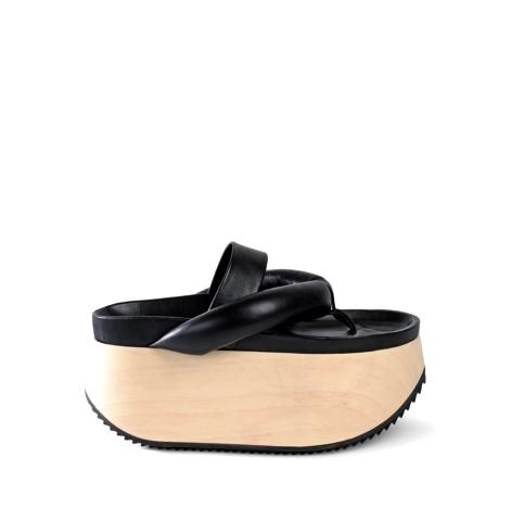 Гэта - традиционная японская обувь как новый тренд 2019 года