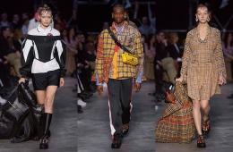 Burberry Fall/Winter 2019 Ready-to-Wear - обзор коллекции