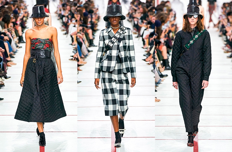 Dior Fall/Winter 2019 RTW - обзор коллекции | Молодежный Центр
