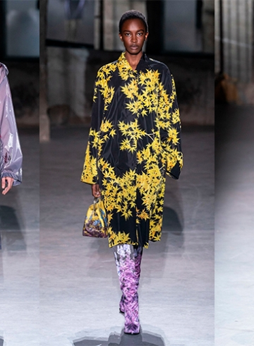 Dries Van Noten Fall/Winter 2019 RTW - обзор коллекции