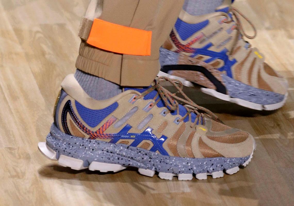 2996f040 Li-Ning представил новые кроссовки на Неделе моды в Нью-Йорке