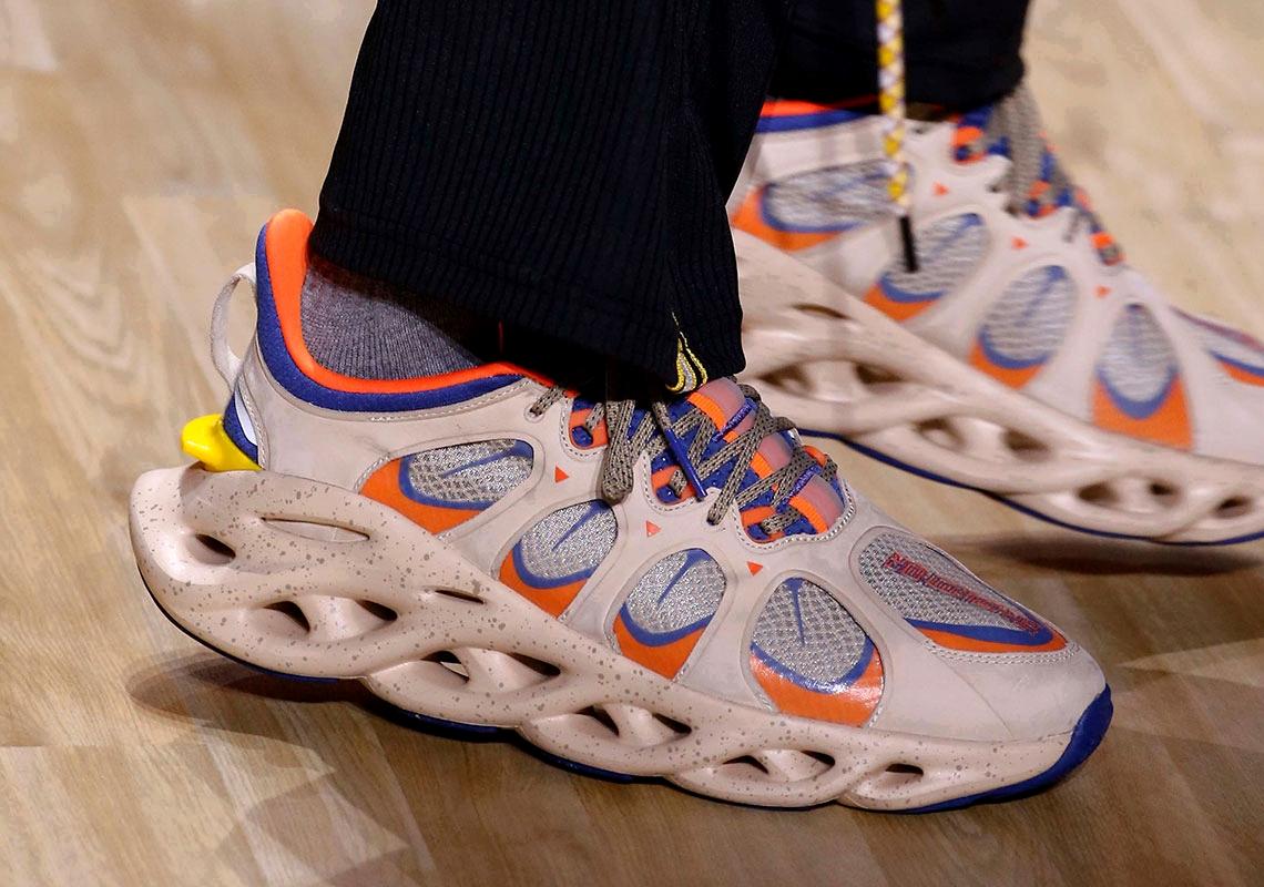Li-Ning представил новые кроссовки на Неделе моды в Нью-Йорке