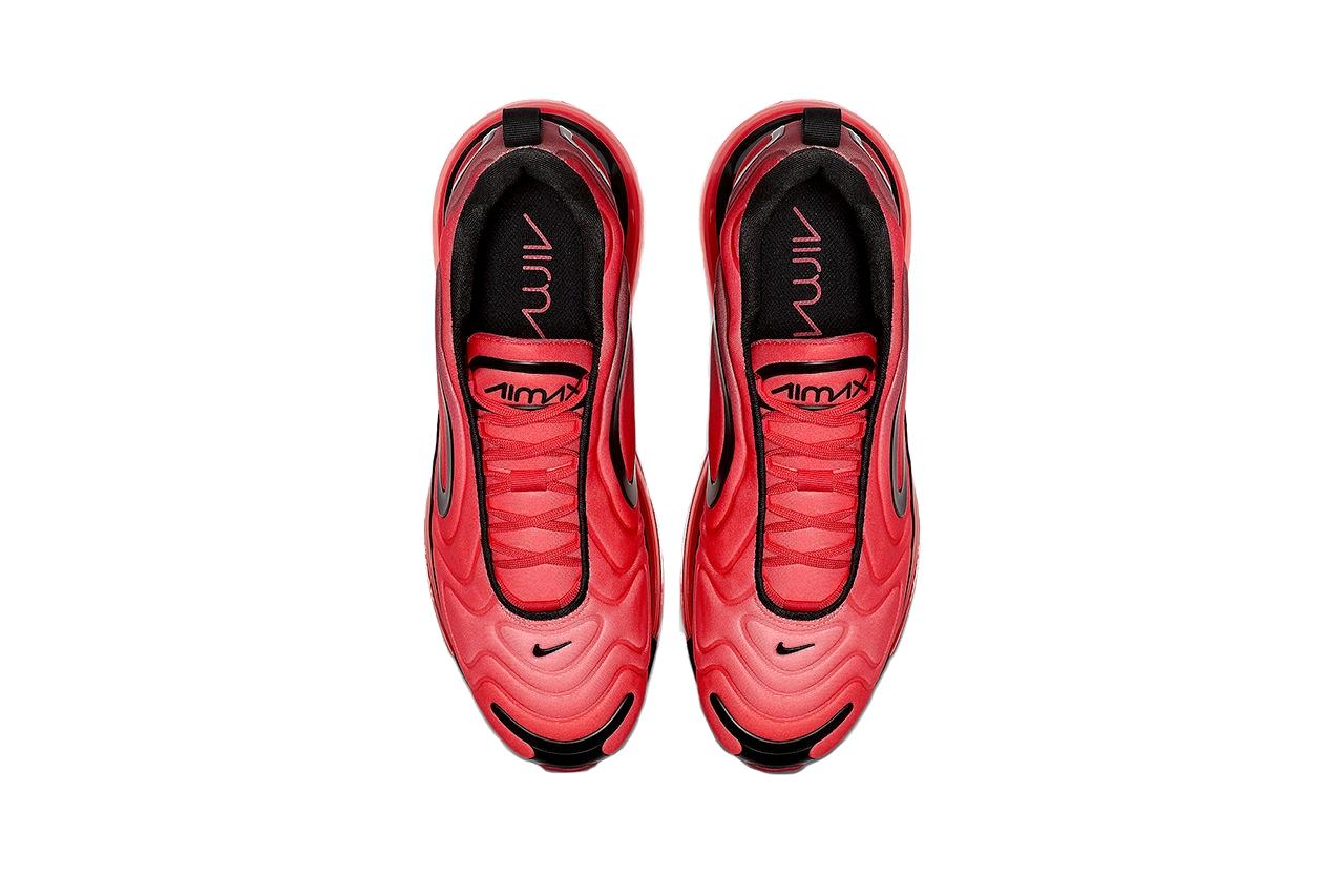 Nike Air Max 720 «University Red»