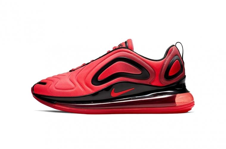 Nike Air Max 720 «University Red» - подробности релиза