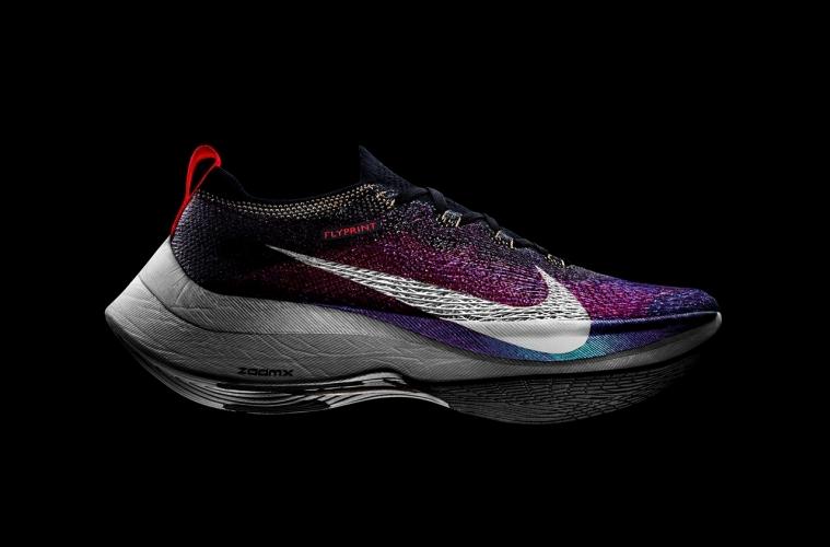 Nike VaporFly Elite Flyprint 3D смогут купить только марафонцы