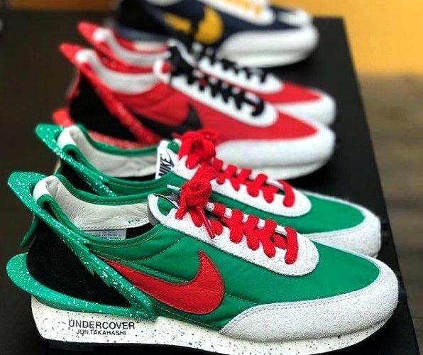 Летом состоится релиз кроссовок Undercover x Nike Daybreak