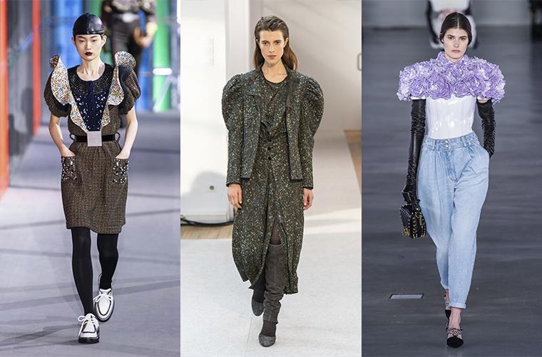 Главные тренды Недели моды в Париже сезона Осень/Зима 2019