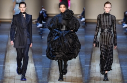 Alexander McQueen Fall/Winter RTW - обзор коллекции