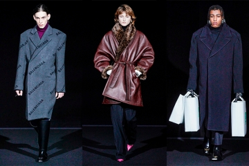 Balenciaga Fall/Winter 2019 RTW - обзор коллекции