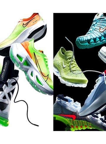 Nike показал новую коллекцию женской обуви Весна/Лето 2019